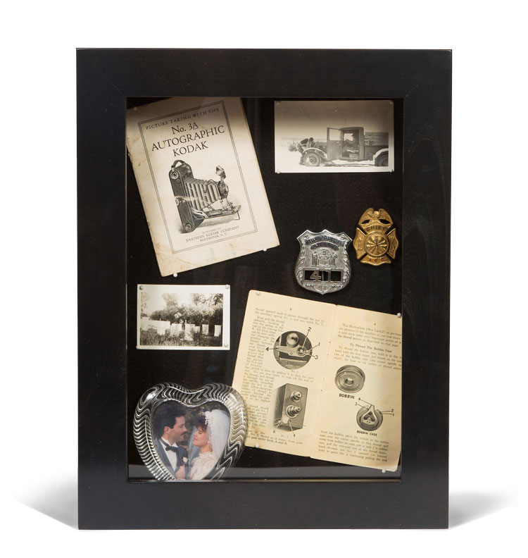 Dementia Memory Box Content - Alzheimer's Patient Memory Boxes - Assisted Living Memory Boxes