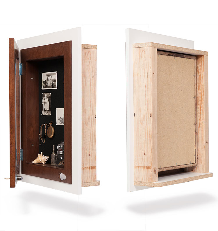 Recessed Memory Boxes For Dementia And Alzheimer S