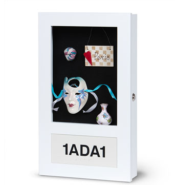 ADA Compliant Assisted living Memory Box - Wall Shadowbox - Residential Care Facility Memory Box - Custom Disply Design