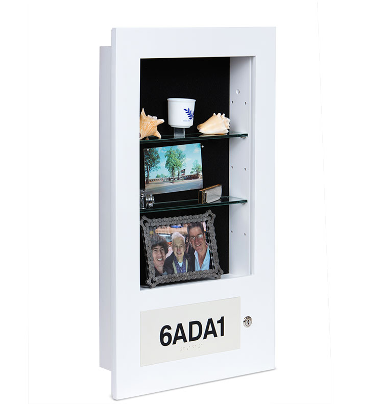 Style 6ada1 Memory Boxes Recessed